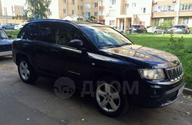 Jeep Compass, 2012 год, 840 000 руб.