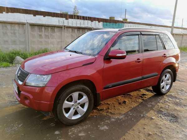 Suzuki Grand Vitara, 2010 год, 800 000 руб.