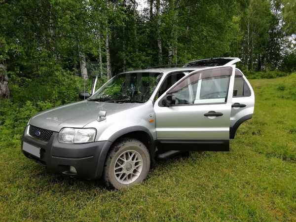 Ford Escape, 2003 год, 450 000 руб.