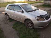 Шадринск Corolla 2004