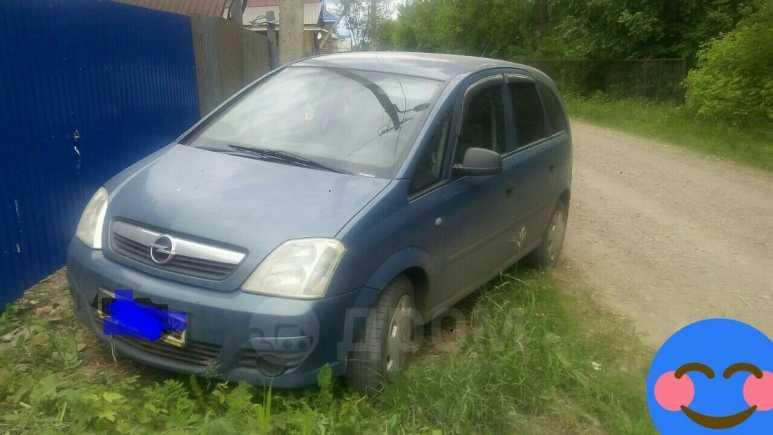 Opel Meriva, 2007 год, 210 000 руб.