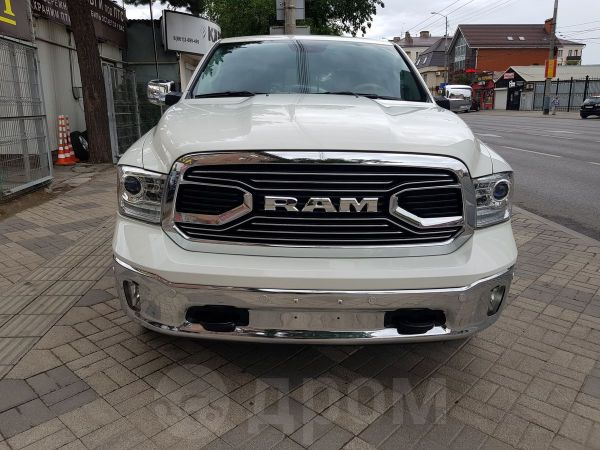 Dodge Ram, 2017 год, 3 450 000 руб.