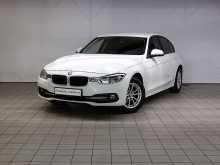 BMW 3, 2016 г., Москва
