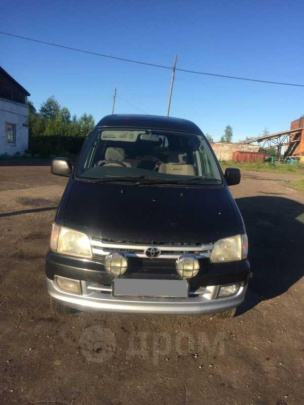 Toyota Noah, 1999 год, 350 000 руб.