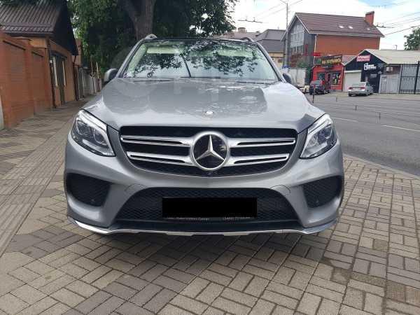Mercedes-Benz GLE, 2015 год, 3 550 000 руб.