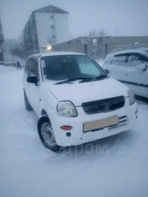 Mitsubishi Minica, 2002 год, 90 000 руб.