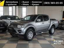 Новосибирск L200 2014