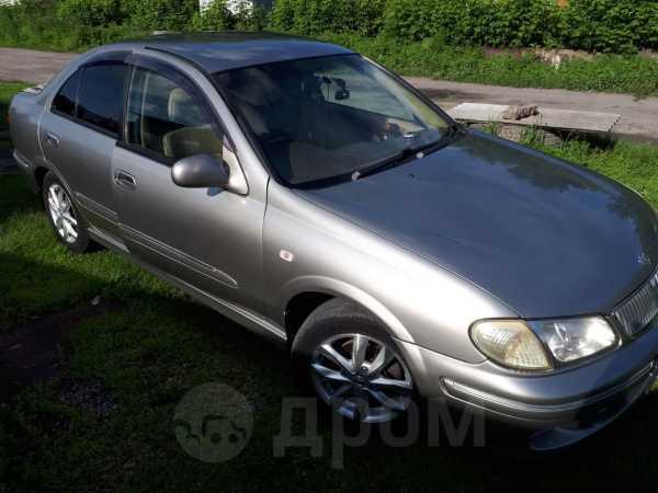 Nissan Bluebird Sylphy, 2002 год, 230 000 руб.