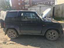 Екатеринбург Pajero Junior 1997