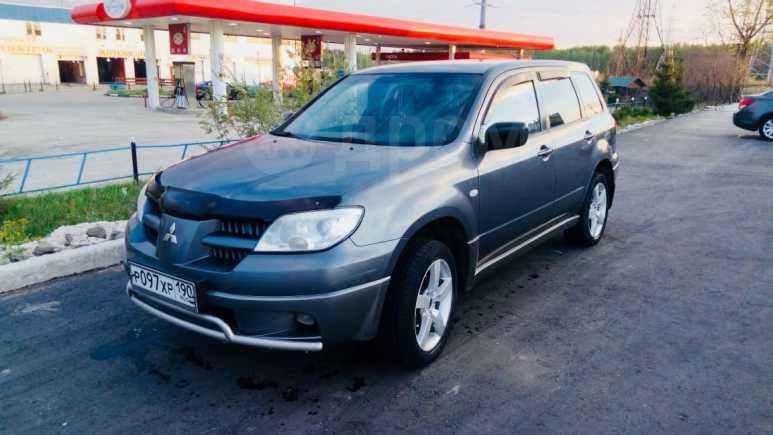 Mitsubishi Outlander, 2004 год, 315 000 руб.