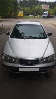 Hyundai Elantra, 2002 год, 150 000 руб.