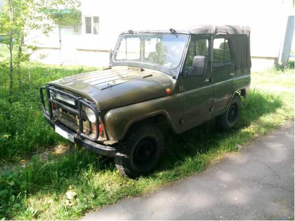 УАЗ 3151, 1986 год, 117 000 руб.