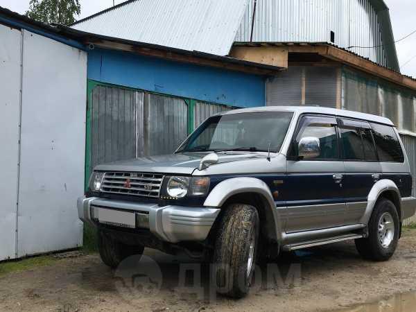 Mitsubishi Pajero, 1992 год, 280 000 руб.