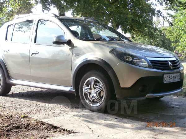 Renault Sandero Stepway, 2012 год, 457 000 руб.