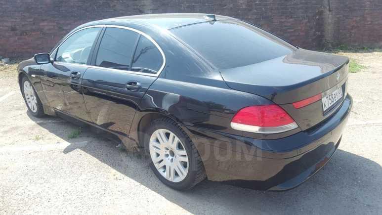 BMW 7-Series, 2003 год, 275 000 руб.