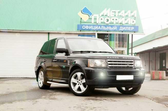 Land Rover Range Rover Sport, 2007 год, 1 000 000 руб.