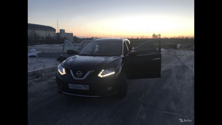 Nissan X-Trail, 2016 год, 1 720 000 руб.
