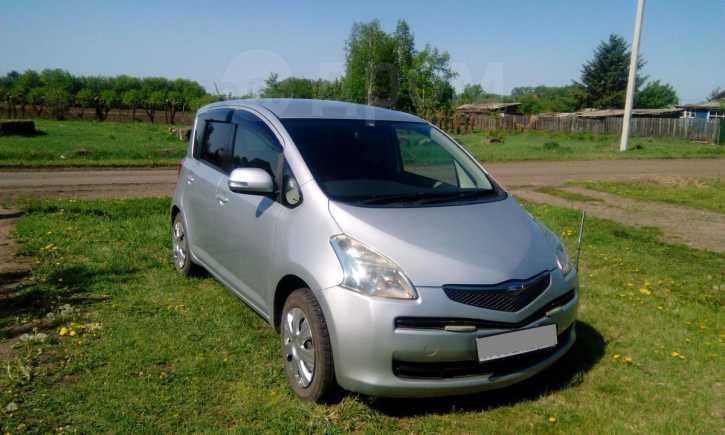 Toyota Ractis, 2006 год, 330 000 руб.