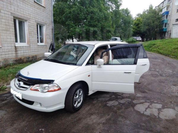 Honda Odyssey, 2000 год, 285 000 руб.