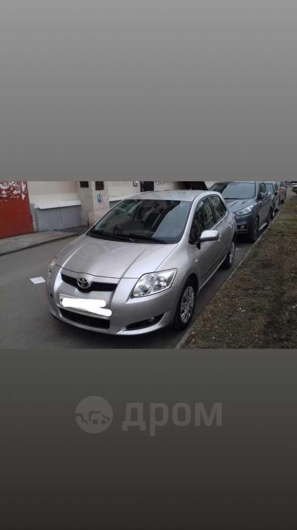 Toyota Auris, 2007 год, 449 999 руб.