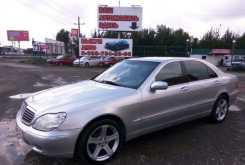 Mercedes-Benz S-класс, 2000 г., Ростов-на-Дону
