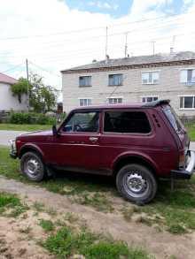 Каргаполье 4x4 2121 Нива 1987