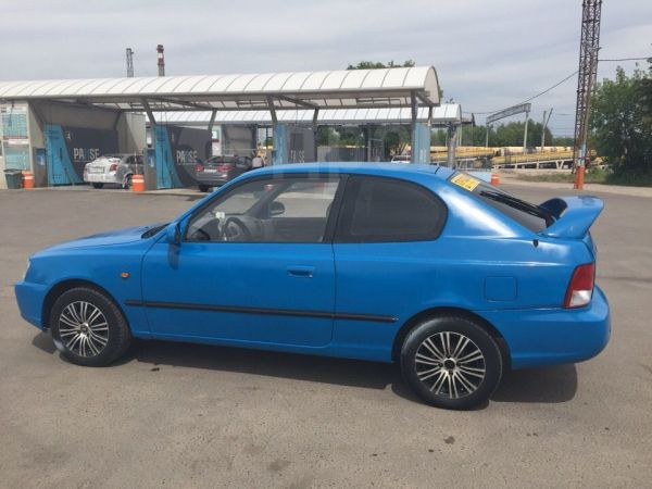 Hyundai Accent, 2001 год, 135 000 руб.