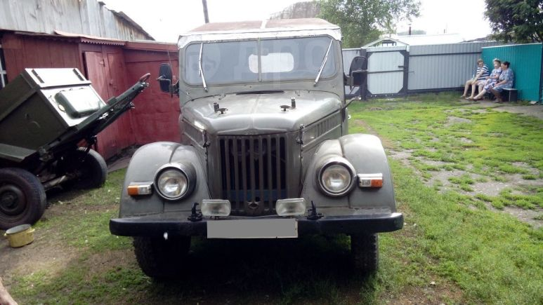 ГАЗ 69, 1966 год, 87 000 руб.