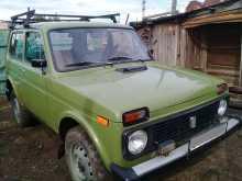 Приаргунск 4x4 2121 Нива 1988