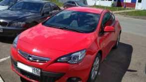 Набережные Челны Astra GTC 2014