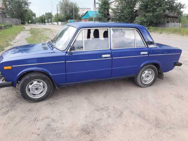 Лада 2106, 2005 год, 80 000 руб.