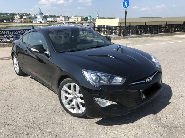 Hyundai Genesis, 2013 год, 1 060 000 руб.