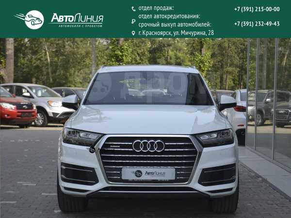 Audi Q7, 2018 год, 4 499 000 руб.