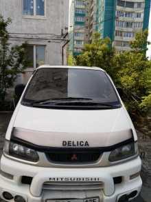 Владивосток Delica 2001