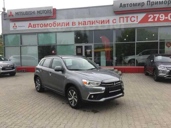 Mitsubishi ASX, 2018 год, 1 572 000 руб.