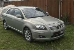 Екатеринбург Avensis 2007