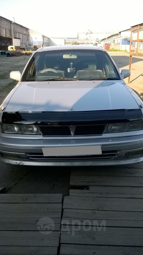 Mitsubishi Galant, 1991 год, 110 000 руб.