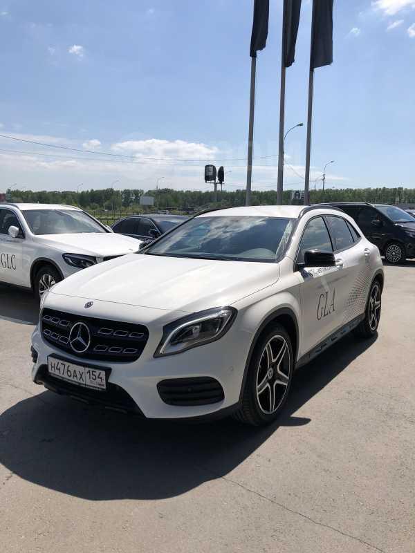 Mercedes-Benz GLA-Class, 2018 год, 2 673 532 руб.
