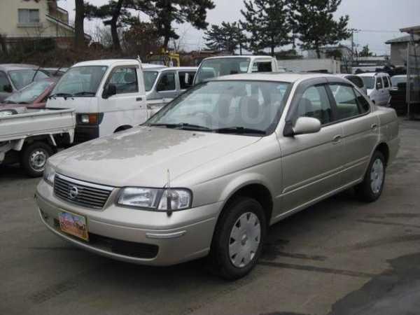 Nissan Sunny, 2003 год, 170 000 руб.