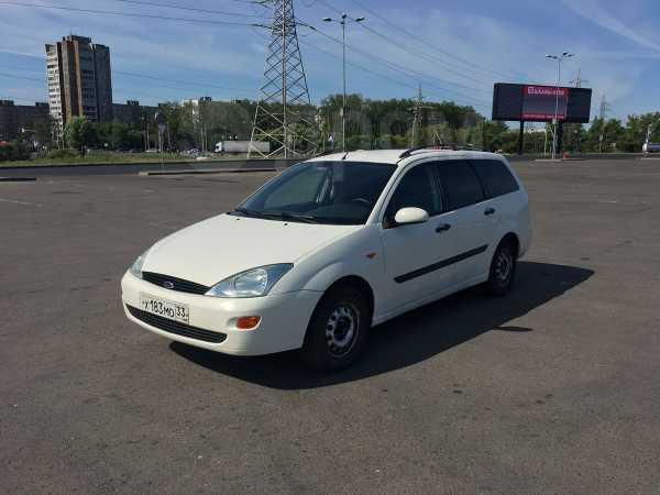 Ford Focus, 1999 год, 165 000 руб.