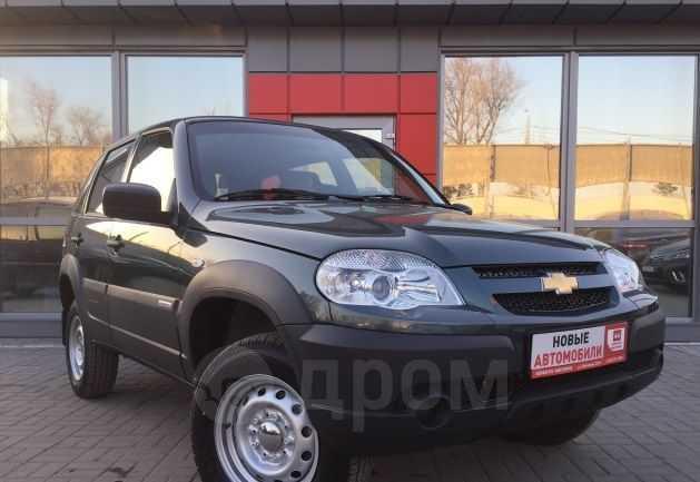 Chevrolet Niva, 2018 год, 651 000 руб.
