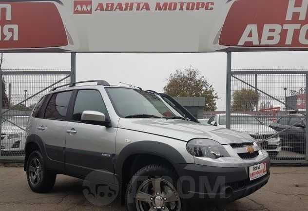 Chevrolet Niva, 2018 год, 749 000 руб.