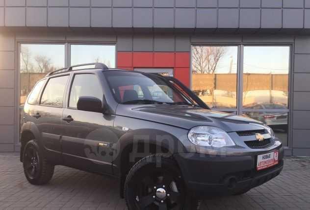 Chevrolet Niva, 2018 год, 695 000 руб.