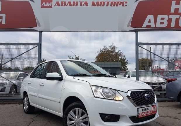 Datsun on-DO, 2018 год, 499 000 руб.
