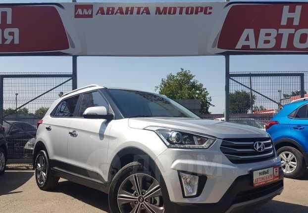Hyundai Creta, 2018 год, 1 349 000 руб.