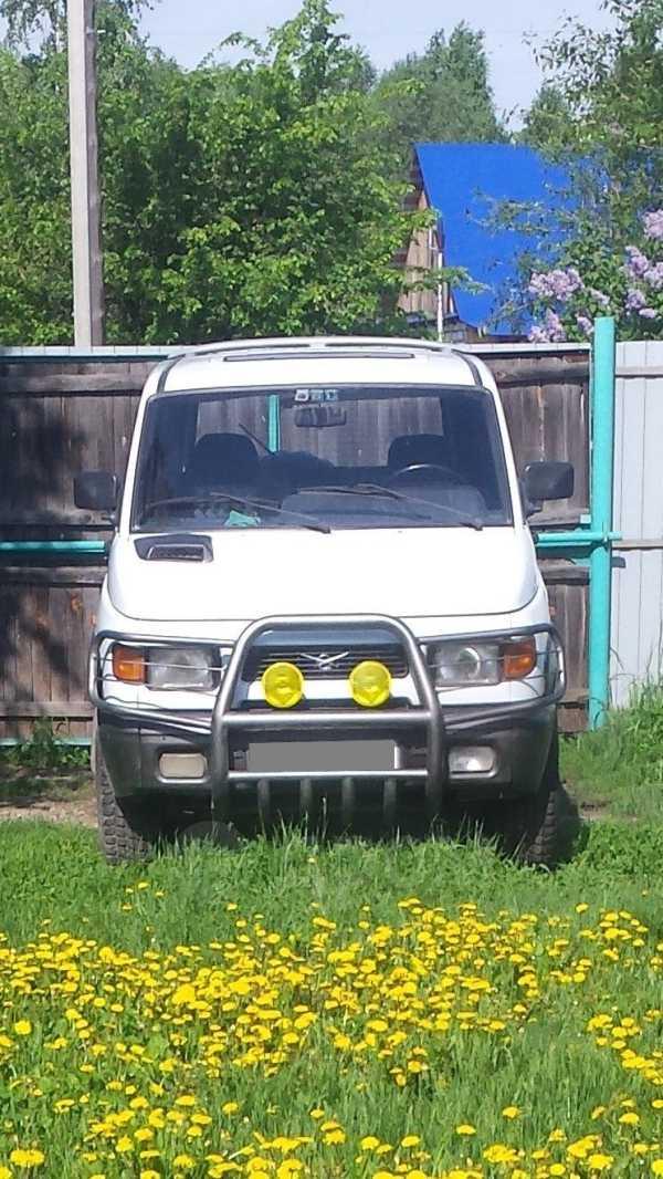 УАЗ Симбир, 2002 год, 250 000 руб.