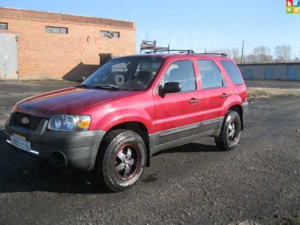 Ford Escape, 2004 год, 350 000 руб.