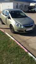 Opel Corsa, 2008 год, 235 000 руб.