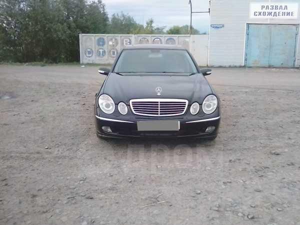 Mercedes-Benz E-Class, 2004 год, 385 000 руб.