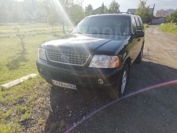 Ford Explorer, 2004 год, 560 000 руб.